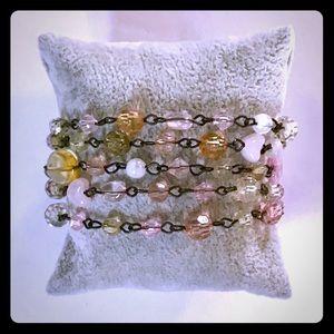 Jewelry - Multi Strand Beaded Bracelet